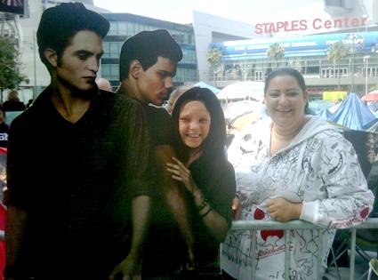 Twilight, Eclipse, Fans