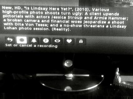 Lindsay Lohan Twitter, Twit Pic