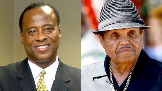 Conrad Murray, Joe Jackson
