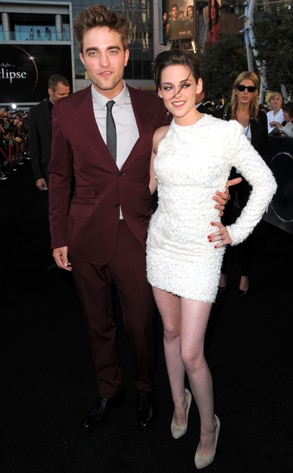 Kristen Stewart, Robert Pattinson