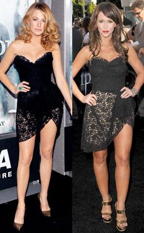 Blake Lively, Jennifer Love Hewitt