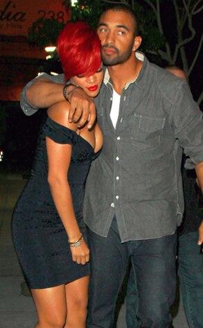 Rihanna, Matt Kemp