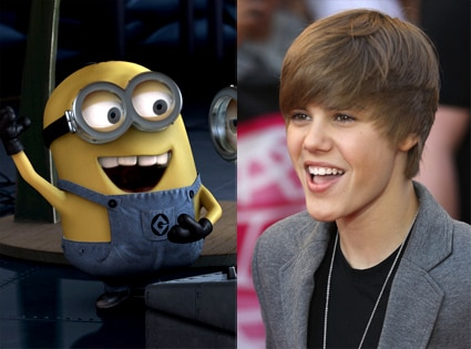Despicable Me, Justin Bieber