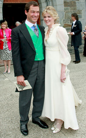 Dominic West, Catherine Fitzgerald