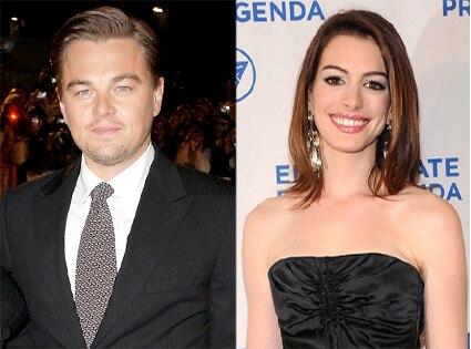 Anne Hathaway, Leonardo DiCaprio