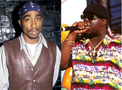 Notorious B.I.G, Tupac Shakur