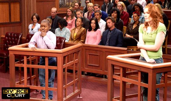 Divorce Court, Gary Coleman, Shannon Price