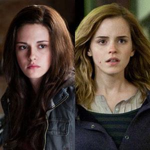 Kristen Stewart, Emma Watson