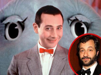 Pee Wee Herman, Judd Apatow