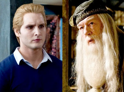 Peter Facinelli, Michael Gambon