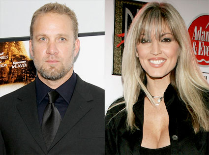 Former husband and wife: Jesse James and Janine Lindemulder