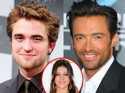 Hugh Jackman, Robert Pattinson, Nicola Peltz