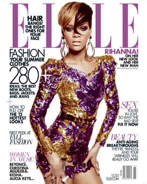 Rihanna, Elle Cover
