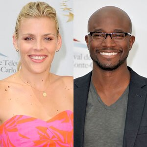Busy Philipps, Taye Diggs