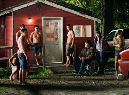 Alex Meraz, Booboo Stewart, Kiowa Gordon, Tyson Houseman, Bronson Pelletier,Gil Birmingham, Tinsel Korey, Julia Jones, Eclipse