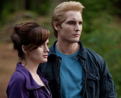 Elizabeth Reaser, Peter Facinelli, Eclipse