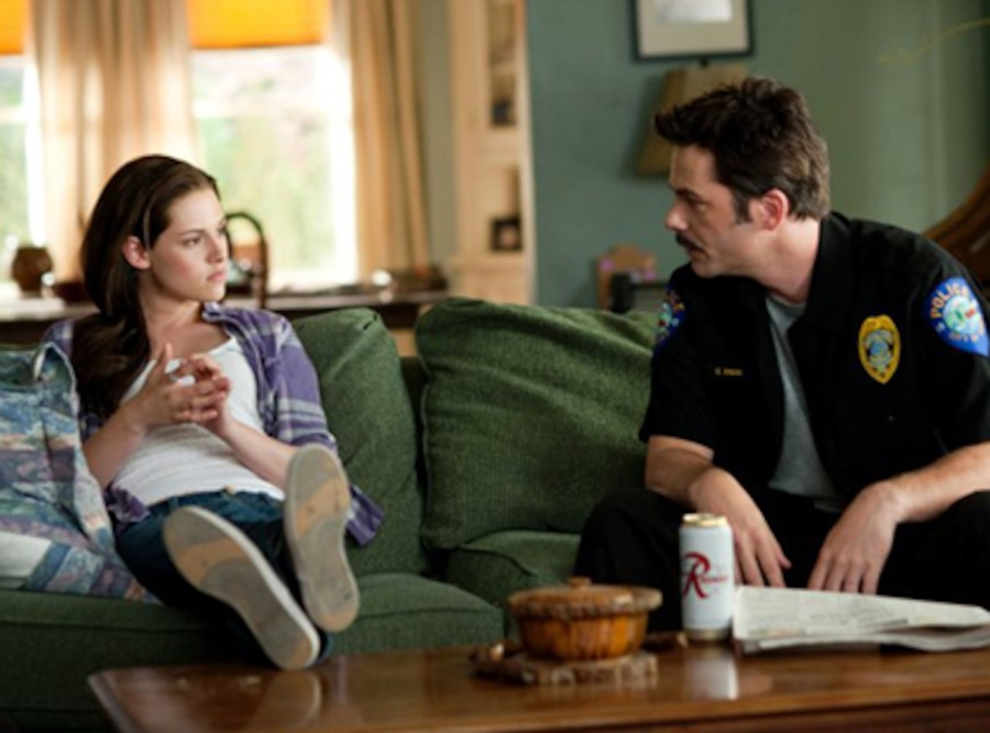 Kristen Stewart, Billy Burke, Eclipse