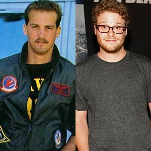 Anthony Edwards, Seth Rogen