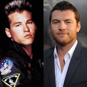 Val Kilmer, Sam Worthington