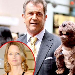 Mel Gibson, Jodie Foster