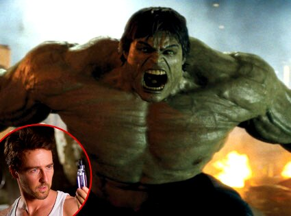 Ed Norton, The Incredible Hulk