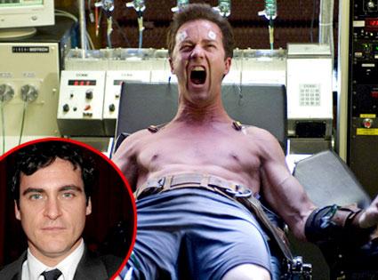 Edward Norton, Incredible Hulk, Joaquin Phoenix