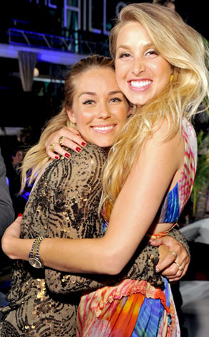 Lauren Conrad, Whitney Port