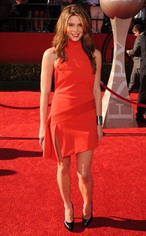 Ashley Greene, ESPY Arrivals