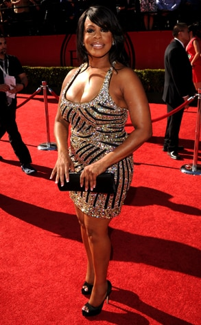 Niecy Nash, ESPY Arrivals