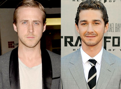 Ryan Gosling, Shia LaBeouf