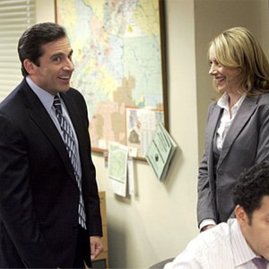 Steve Carell, Amy Ryan, The Office