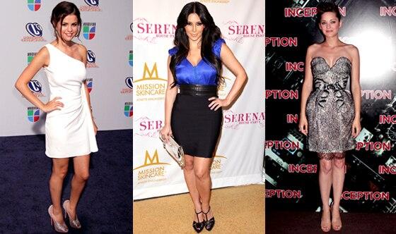 Marion Cotillard, Kim Kardashian, Marion Cotillard