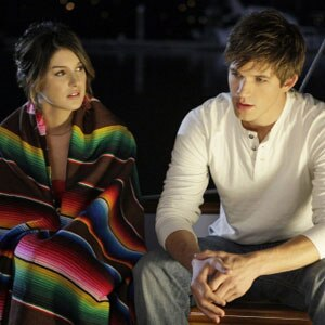 Shenae Grimes, Matt Lanter, 90210
