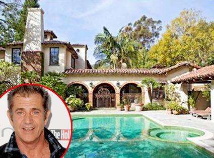 Mel Gibson, Estate