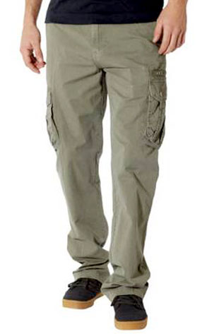 Quiksilver's Automatic Pants