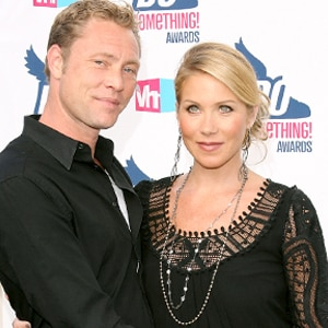 Christina Applegate, Martyn Lenoble