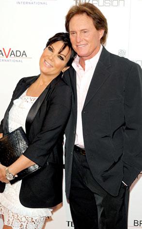 Kris Kardashian, Bruce Jenner