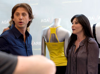 Spin Crowd, Jonathan Cheban, Shannen Doherty