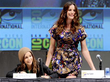 Ellen Page, Liv Tyler