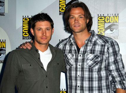 Jensen Ackles, Jared Padalecki