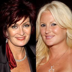Sharon Osbourne, Megan Hauserman