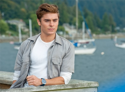 Zac Efron, Charlie St. Cloud