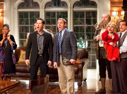 Steve Carell, Paul Rudd, Dinner for Schmucks