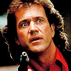 Lethal Weapon, Mel Gibson