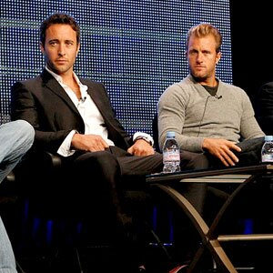 Alex O'Loughlin, Scott Caan