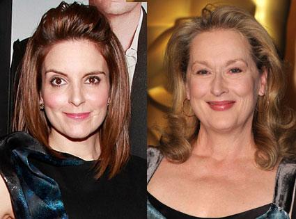 Tina Fey, Meryl Streep