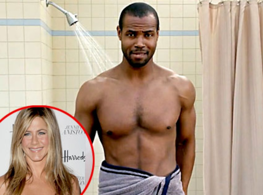 Isaiah Mustafa, Jennifer Aniston