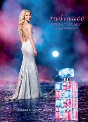 Britney Spears, Perfume