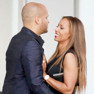 Melanie Brown, Stephen Belafonte