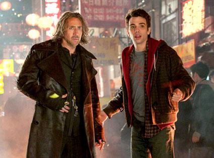 Sorceror's Apprentice, Nicolas Cage, Jay Baruchel
